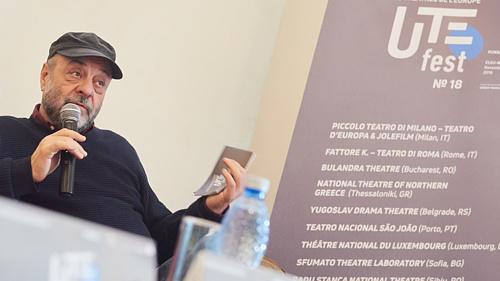 Tompa Gábor marad az Európai Színházi Unió elnöke